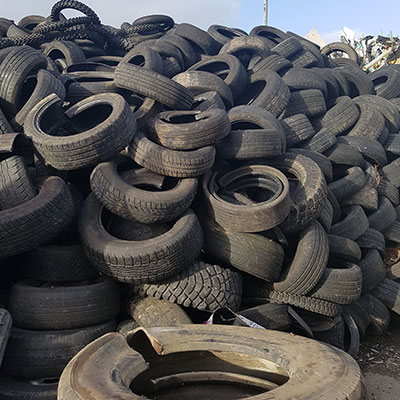 Wiltshire Plastics Used Vehicle Tyres Recycling in Wiltshire I
